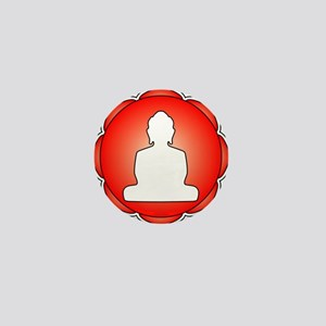 LotusBuddha_1st Mini Button