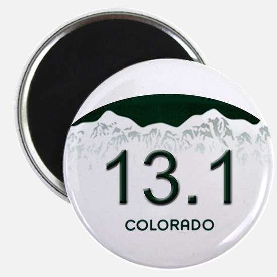 Half Marathon - 5x3 - Oval Magnets