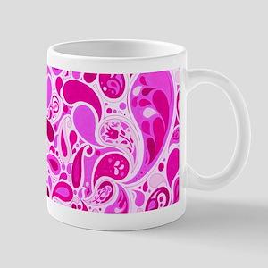 Pink Burst Mug