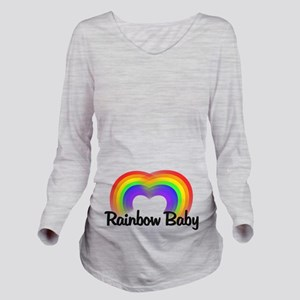 Rainbow Baby Long Sleeve Maternity T-Shirt