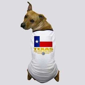 Texas (flag 15) Dog T-Shirt