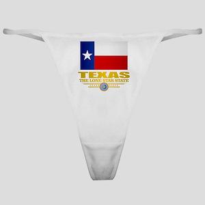 Texas (flag 15) Classic Thong