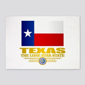 Texas (flag 15) 5'x7'Area Rug