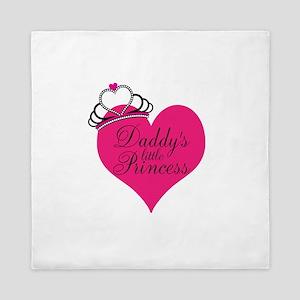 Daddys Little Princess Queen Duvet