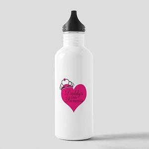 Daddys Little Princess Water Bottle