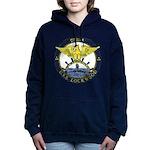 USS LOCKWOOD Women's Hooded Sweatshirt