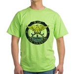 USS LOCKWOOD Green T-Shirt