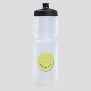 Happy Pill Sports Bottle