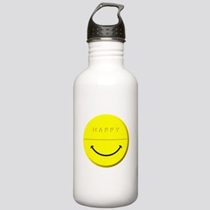 Happy Pill Stainless Water Bottle 1.0L