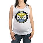 USS LOCKWOOD Maternity Tank Top
