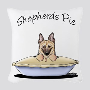 Shepherds Pie Woven Throw Pillow