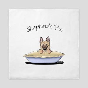 Shepherds Pie Queen Duvet