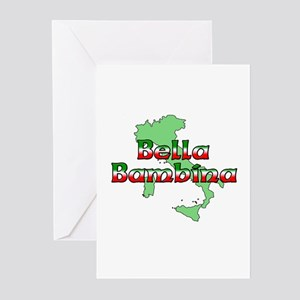 Bella Bambina Greeting Cards (Pk of 10)