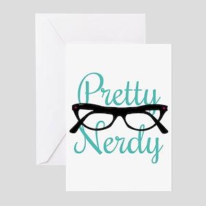 Pretty Nerdy Greeting Cards