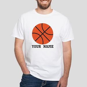Basketball Sports Personalized Gift T-Shirt