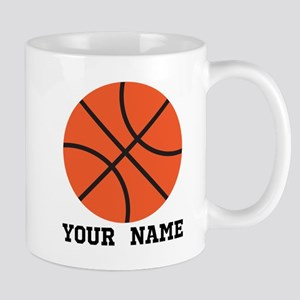 Basketball Sports Personalized Gift Mugs