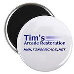Tim's Arcade Restoration<br>Magnet 10-Pk