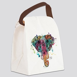 Haathi Canvas Lunch Bag