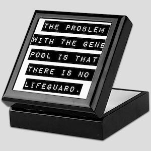 The Problem With The Gene Pool Keepsake Box