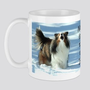 Sheltie Fart Mug
