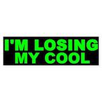 I'm Losing My Cool Sticker