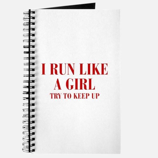 I-run-like-a-girl bod Journal