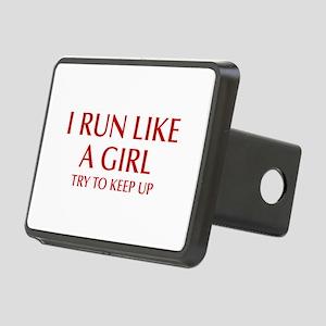 I-run-like-a-girl-OPT Hitch Cover