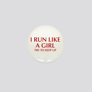 I-run-like-a-girl-OPT Mini Button