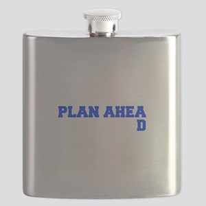 PLAN AHEAD Flask