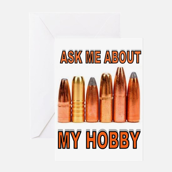 HOBBY Greeting Cards
