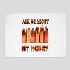 HOBBY 5'x7'Area Rug