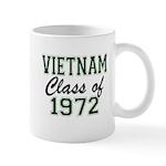 Vietnam Class of 1972 Mugs