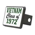 Vietnam Class of 1972 Hitch Cover
