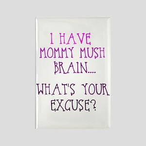 mommy mush brain Magnets