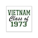 Vietnam Class of 1973 Sticker