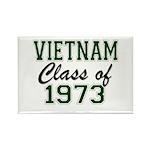 Vietnam Class of 1973 Magnets