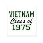 Vietnam Class of 1975 Sticker