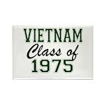 Vietnam Class of 1975 Magnets