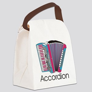 Accordion Canvas Lunch Bag