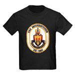 USS MOOSBRUGGER Kids Dark T-Shirt