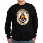 USS MOOSBRUGGER Sweatshirt (dark)