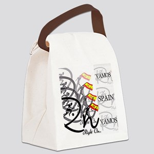 RaightOn Spain Canvas Lunch Bag