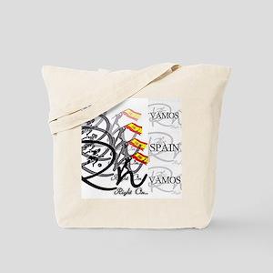 RaightOn Spain Tote Bag