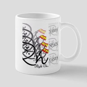 RaightOn Spain Mugs