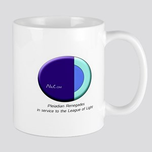 League Of Light Pleiadian Symbol Mug Mugs