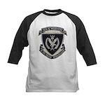 USS MORTON Kids Baseball Jersey