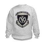USS MORTON Kids Sweatshirt