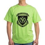 USS MORTON Green T-Shirt