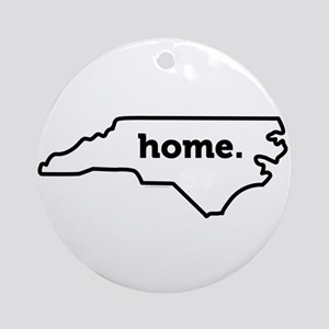 Home North Carolina-01 Ornament (Round)