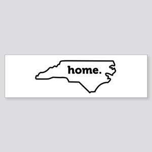 Home North Carolina-01 Bumper Sticker
